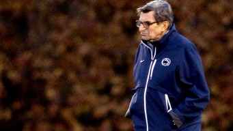 Paterno Family Can't Sue PSU: Judge