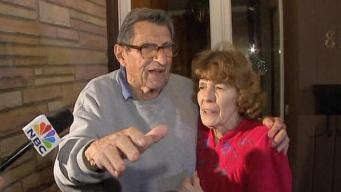 Paterno's Widow Vows to Clear PSU Legend's Name