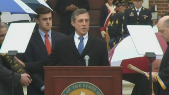 Delaware Governor John Carney Takes Office
