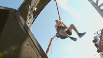 American Ninja Warrior Comes to Philly