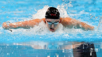 NJ Swimmer Heads to Rio After Winning 100M Butterfly