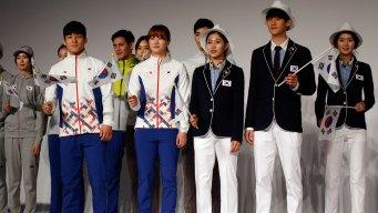 South Korea Debuts 'Zika-Proof' Olympic Uniforms