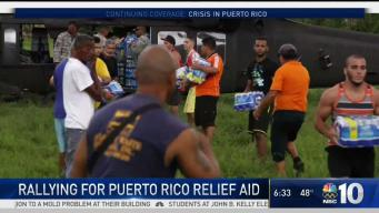 From Pa. to Washington to Demand Puerto Rico Relief