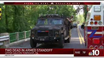 Lehigh Valley Barricade Situation Ends With Two Dead