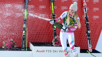 Lindsey Vonn: I'm Not Representing Trump at Olympic Games