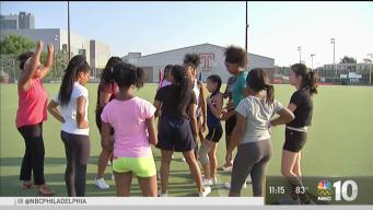 Local Cheerleading Team Raising Money for Camp