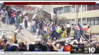 Local Families Concerned for Loved Ones Affected by Quake