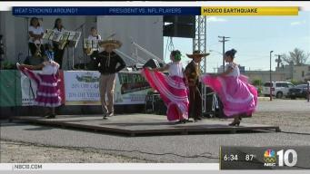 Locals Raise Money and Hope for Mexico