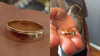 Woman Works to Find Owner of Wedding Ring Spotted in River