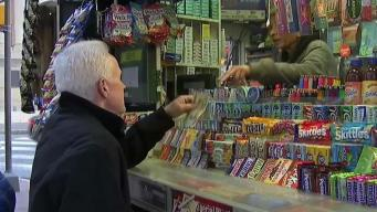 Lottery Fever Spikes as Jackpots Grow