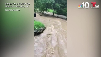 Severe Flooding Inundates King of Prussia