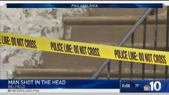 Man Found Shot in the Head in Philly Home