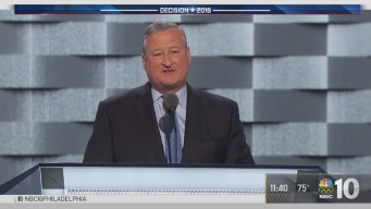 Mayor Jim Kenney Speaks at DNC