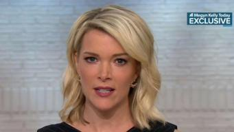 Megyn Kelly Speaks Out Against Bill O'Reilly