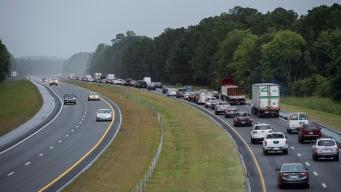 Millions Flee as Hurricane Florence Approaches