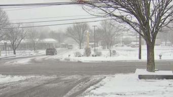 Montgomery County Gets Slammed by Nor'easter