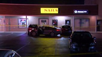 Murder Mystery at Suburban Strip Mall
