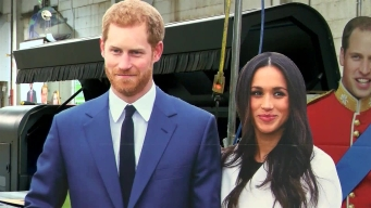 This Pennsylvania Company Can't Make Cutouts of Prince Harry and Meghan Markle Fast Enough