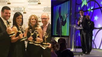 NBC10 and Telemundo62 Win Big at Mid-Atlantic Emmy Awards