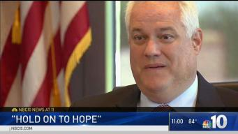 NBC10 Exclusive: Bucks County DA Talks About Holding Onto Hope