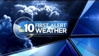 NBC10 First Alert Weather: Tracking Rain