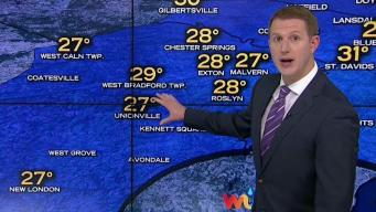 Harsh Temps Warming By Thanksgiving Dinner