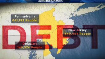 NBC10 Helps to Erase Medical Debt in Our Area