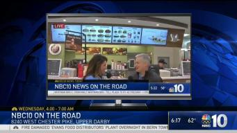 NBC10 'On the Road', Again, at a Wawa Near You