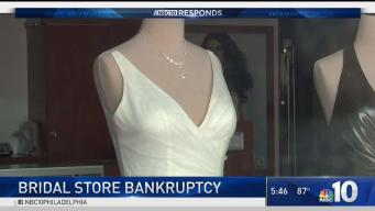 NBC10 Responds: Wedding Dress Disaster