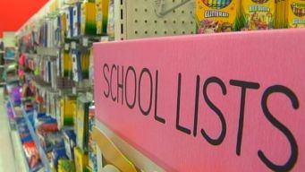 Shop Early to Save on Back to School Supplies