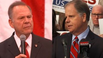 Alabama Candidates Cast Their Ballots