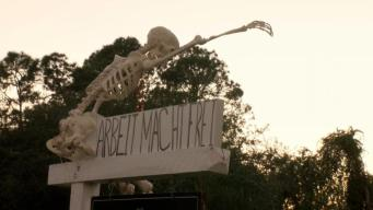 Homeowner's Nazi-Themed Halloween Display Outrages Fla. Town