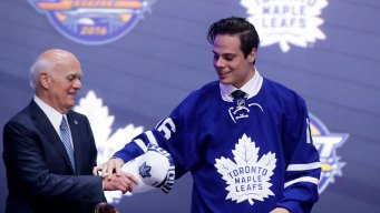 Arizona-Born Matthews Goes 1st in NHL Draft