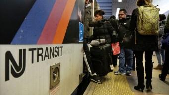 NJ Transit Service Resumes After Stuck Bridge Snarls Trains