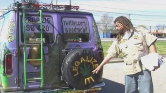 Police Bust NJ Weedman's Joint, Find Marijuana