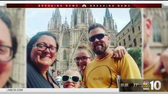 NJ Woman in Barcelona Speaks About Attacks