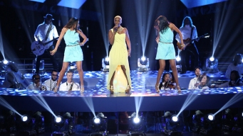 """""""The Voice"""": Top 8 Strive to Show Their Skills"""