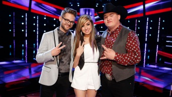 """Top 3, Special Guests to Rock """"Voice"""" Finales"""