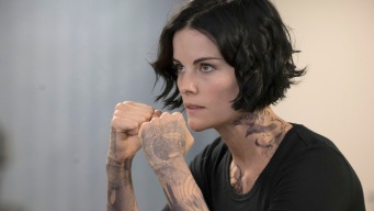 'Blindspot' Star Reveals Seven-Hour Tattoo Process