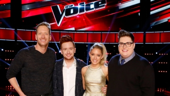 'The Voice' Top 4 Compete for the Win