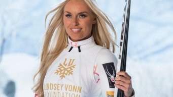 Olympics-Bound Lindsey Vonn Tweets She's Stuck on a Plane
