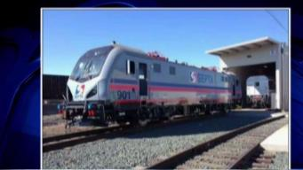 SEPTA Unveils New Electric Locomotives