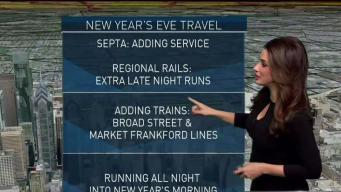How to Get Around - Safely - in Philly on New Year's Eve