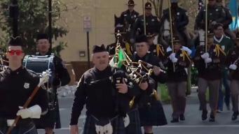 St. Patrick's Day Parade Takes Terrifying Turn