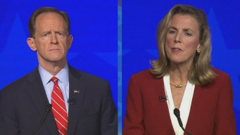 Pennsylvania Senate Candidates Face Off in Final Debate
