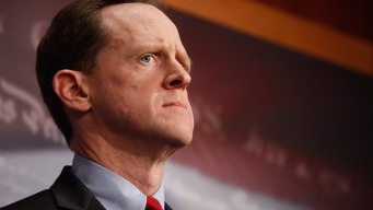 Pat Toomey Campaigns in Pennsylvania