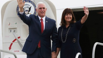 Pence Reacts to Criticism of Wife's Job at Anti-LGBTQ School