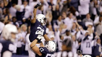 Penn State Rallies to Beat Wisconsin and Win Big Ten Title