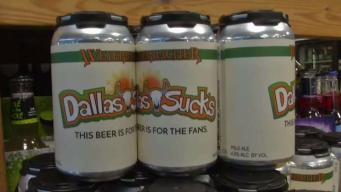 Pennsylvania Brewery Takes Shot at Dallas Cowboys