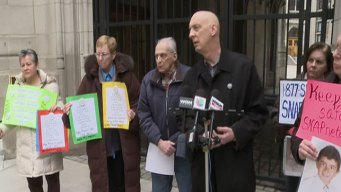 Victim Advocacy Group Wants Meeting with Pope